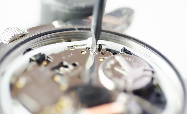 時計の修理承ります